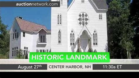patternworks center harbor nh closing historic landmark church home auction center harbor
