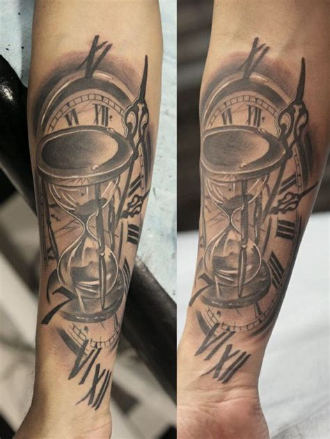 sand timer tattoo 17 best images about tattoos on compass