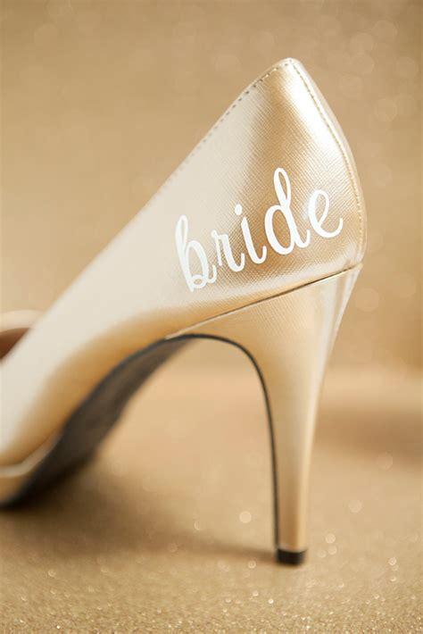 diy shoe wedding learn how to make your own custom wedding shoe stickers