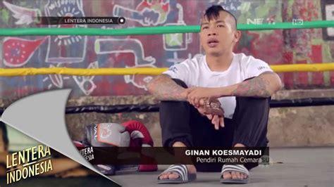 Ginan Koesmayadi Lentera Indonesia Rumah Cemara Ginan Koesmayadi