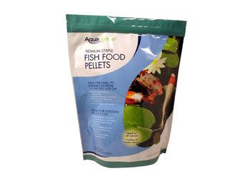aquascape pond products aquascape staple fish food pellets 1kg fish care food