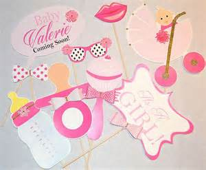 kate spade inspired baby shower photo booth props baby shower ideas themes games