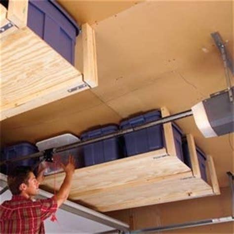 Build Your Own Garage Ceiling Storage by Doe Het Zelf Met Hout Woonstijladvies Nl