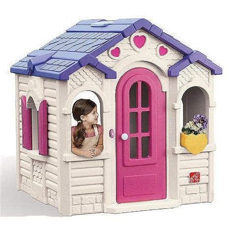 Step 2 Cottage Playhouse Used by Step 2 Storybook Cottage March 2013
