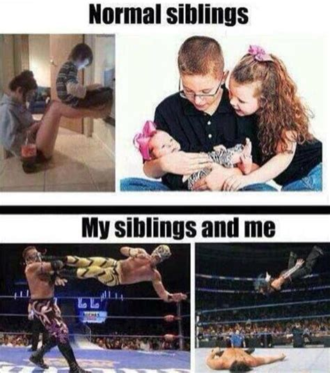 Sibling Memes - there are no rivalries quite like sibling rivalries 20