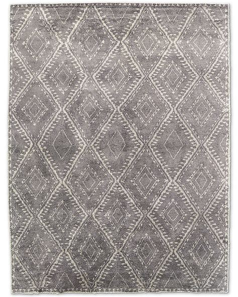 Charcoal Grey Rugs by Mohair Antico Rug Charcoal Grey