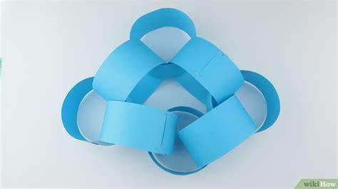 wikihow cadenas 3 formas de hacer una cadena de papel wikihow