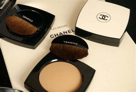 Chanel Les Beiges Compact Powder want to look like you just spent an afternoon outdoors