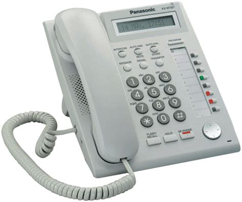 Panasonic Telepon Kx T7730x panasonic kx nt321 ip phone kx nt321