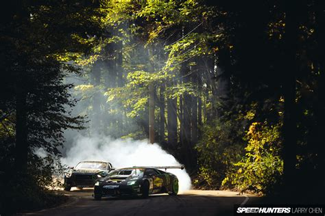 Mustang Vs Lamborghini Battle Drift Mustang Vs Lambo Speedhunters