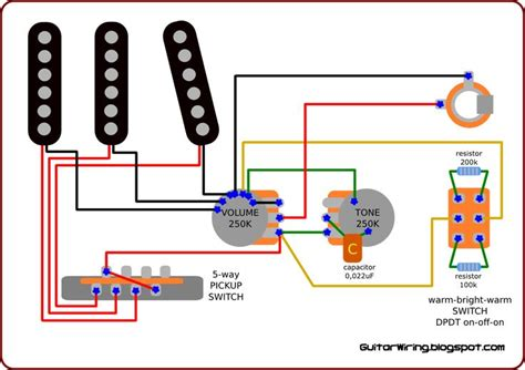 88 best images about guitar wiring on