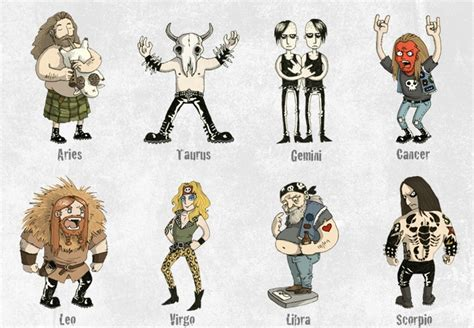 the metal zodiac the metalluminati