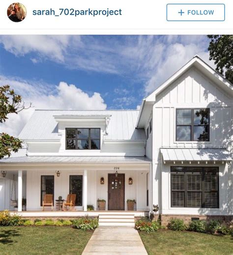 modern farmhouse exterior decosee com modern farmhouse farmhouse and metals on pinterest