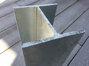 galvanised posts concrete sleepers sydneyconcrete