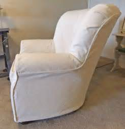 custom slipcovers for chairs denim slipcover side by powell