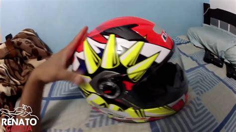 sebastian porto novo capacete do renato ls2 ff358 sebastian porto