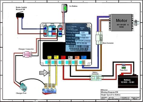 electric scooter wiring diagram owners manual gas scooter