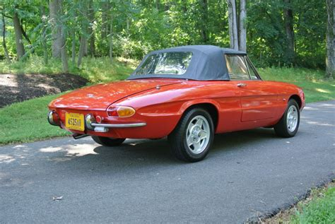 Alfa Romeo Spiders For Sale by 1967 Alfa Romeo Spider For Sale