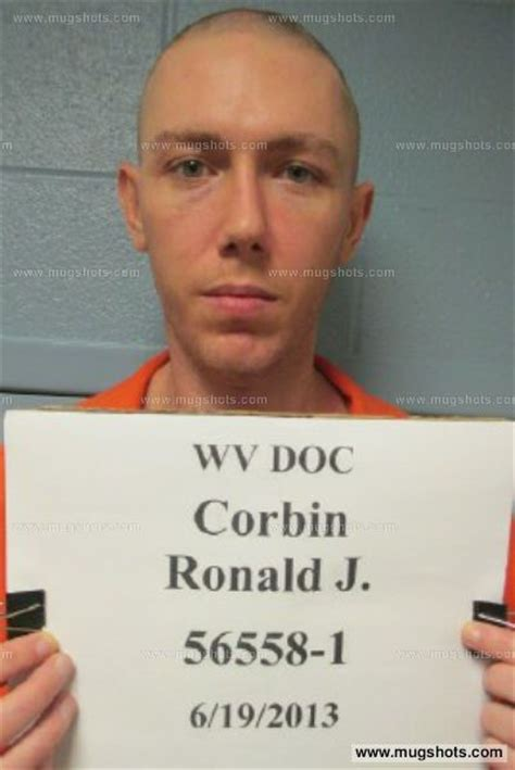 Wood County Wv Court Records Ronald J Corbin Mugshot Ronald J Corbin Arrest Wood