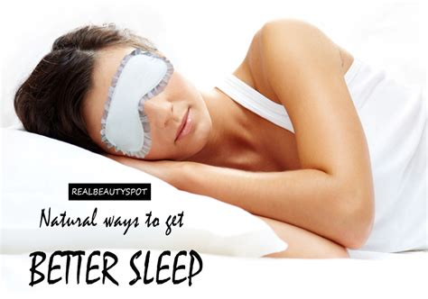 sleep better with a natural way to stop snoring 2477859 6 natural ways to get a better sleep theindianspot