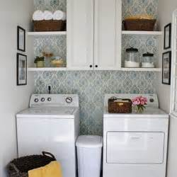 20 small laundry room furniture with small space solutions