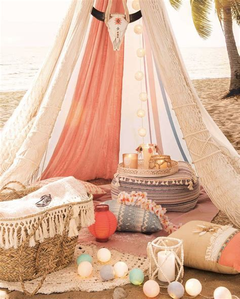 Diy Deco Boheme by La Tendance D 233 Co Boh 232 Me Coachella Shake My