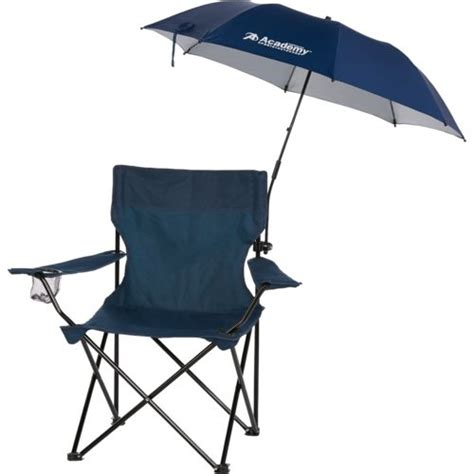 chair with umbrella attached walmart academy sports outdoors 3 4 ft cl on umbrella academy