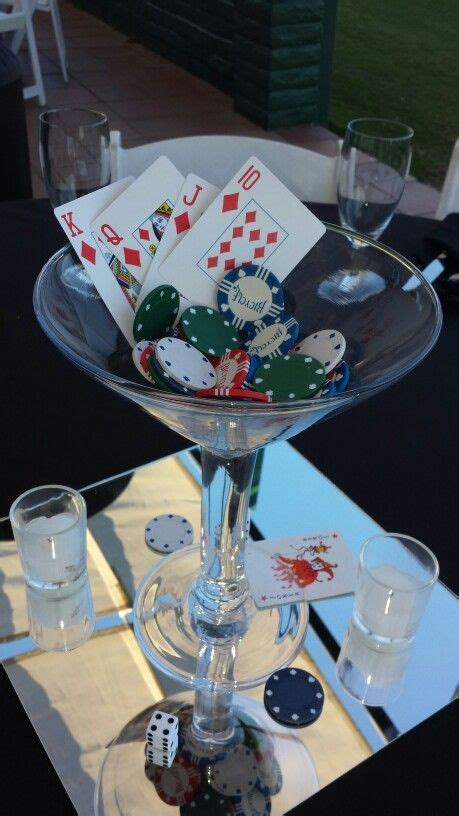 casino themed table decorations 97 best images about casino ideas on birthdays chips and centerpieces
