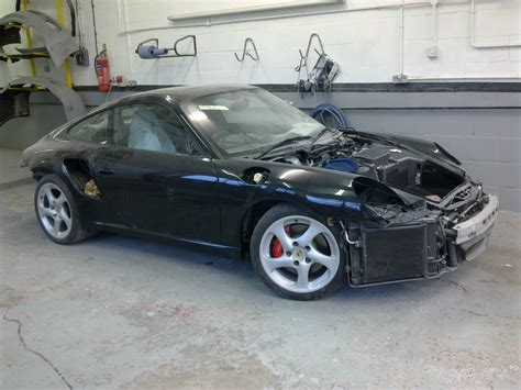 996 To 997 Conversion by Porsche 996 To 997 Turbo Conversion The Bodyshop In Ilford
