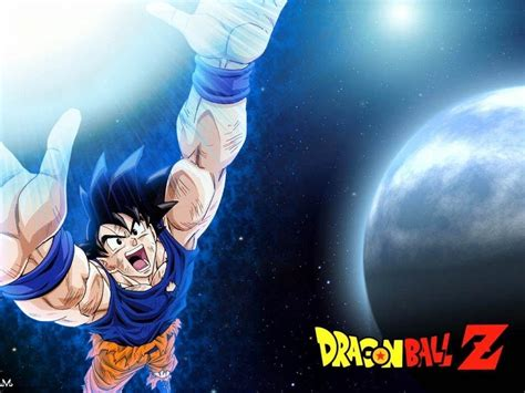 imagenes de goku en 3d dragon ball z wallpapers goku wallpaper cave