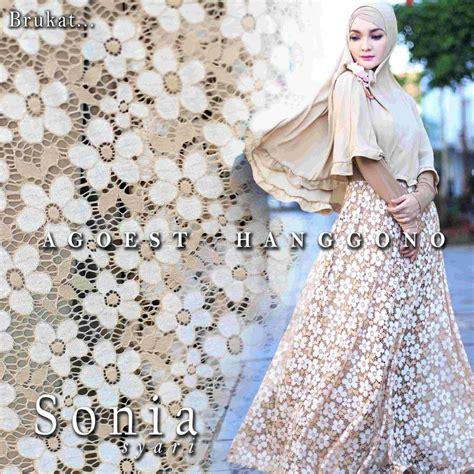 Melsa Syari By Agoest Hanggono baju muslim di bandung syar i by agoest hanggono