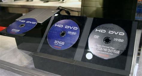 format dvd hd hd dvd twin format disc ces 2006 day 3 playstation 3