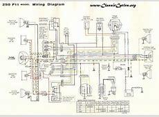 Kawasaki Motorcycle Wiring Diagrams Kawasaki 250 Eliminator