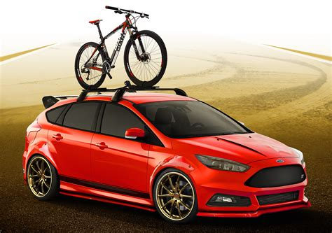 custom ford focus st ford focus st and st custom mods for sema image 400260