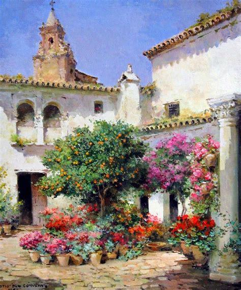 cuadros pintores españoles pintura moderna y fotograf 237 a art 237 stica pintores de 211 leo