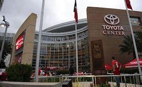 Houston Toyota Center Tickets Toyota Center Houston Toyota Center Tickets Available
