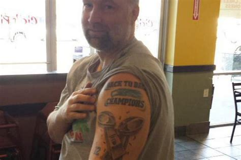 seahawks tattoo fail 15 people who got tattoos too soon couldn t just be