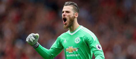 Di Gea by Schmeichel David De Gea Gives Manchester United The