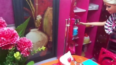 barbie doll house tour videos barbie doll house tour with new furnitures update ameera newhairstylesformen2014 com