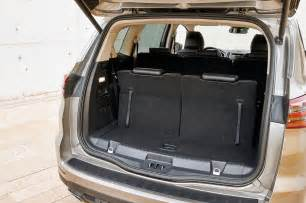 Ford C Max Cargo Space Ford S Max Forbidden Fruit Drive Photo Gallery