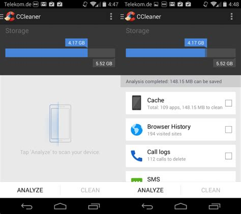 ccleaner android ccleaner for android 1 17 67
