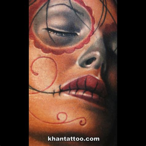 color realism tattoo khan realistic color 162