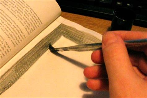 How To Make A Book Cover Out Of Paper - how to do stuff how to make a secret hollow book