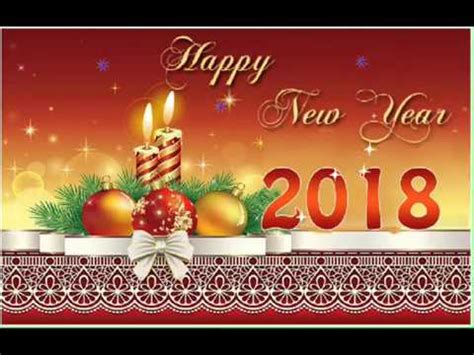 seasons greetings and new year 2018 e cards happy new year 2018 wishes greeting card