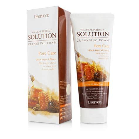 Deoproce Solution Cleansing Foam deoproce new zealand solution cleansing foam pore care by deoproce fresh