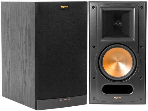 klipsch rb 61 ii black bookshelf speakers in pakistan