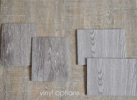 Vinyl Flooring Options Vinyl Vs Laminate Plank Flooring Centsational
