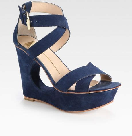 navy blue wedge shoes gallery