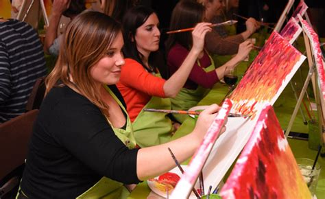 paint nite calgary discount code 25 for a ticket to paint nite a 45 value wagjag