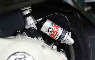 Shock Yss 150 Lx 125 150 Yss Shock Absorbers Rear